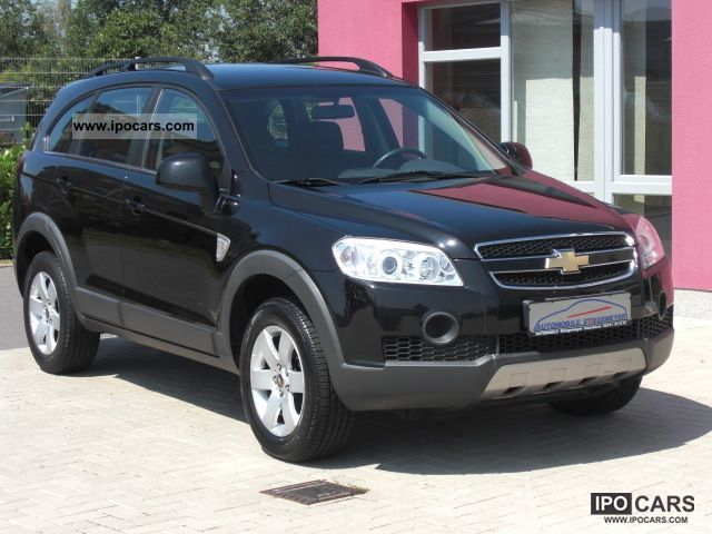Chevrolet Captiva 2.0 2007 photo - 3