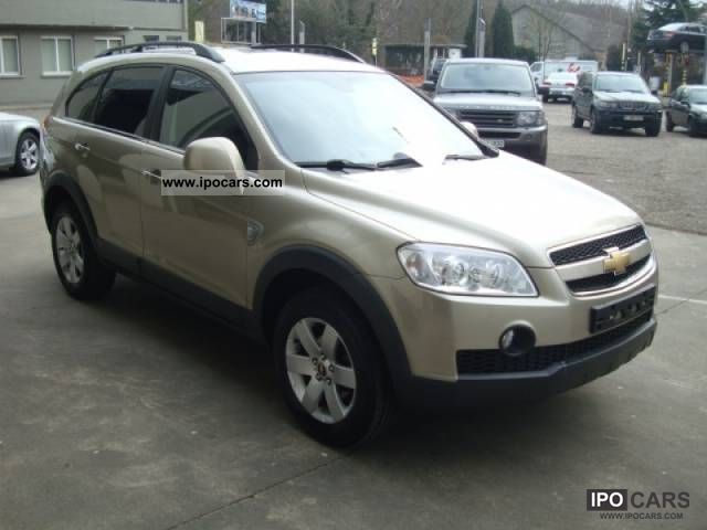 Chevrolet Captiva 2.0 2007 photo - 4