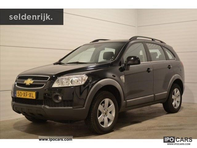 Chevrolet Captiva 2.0 2007 photo - 5