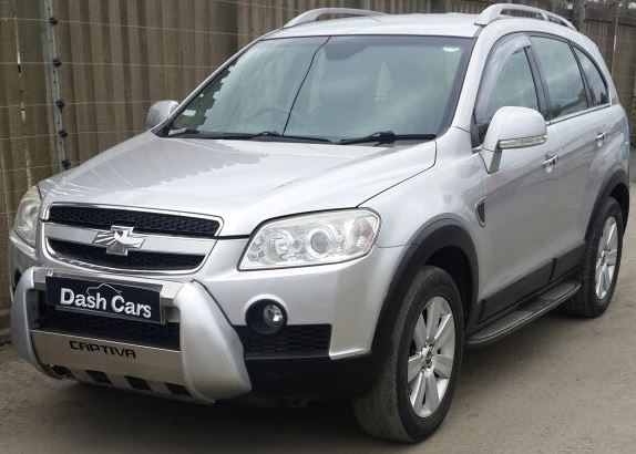 Chevrolet Captiva 2.0 2007 photo - 6