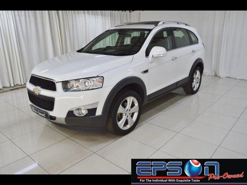 Chevrolet Captiva 3.0 2013 photo - 11