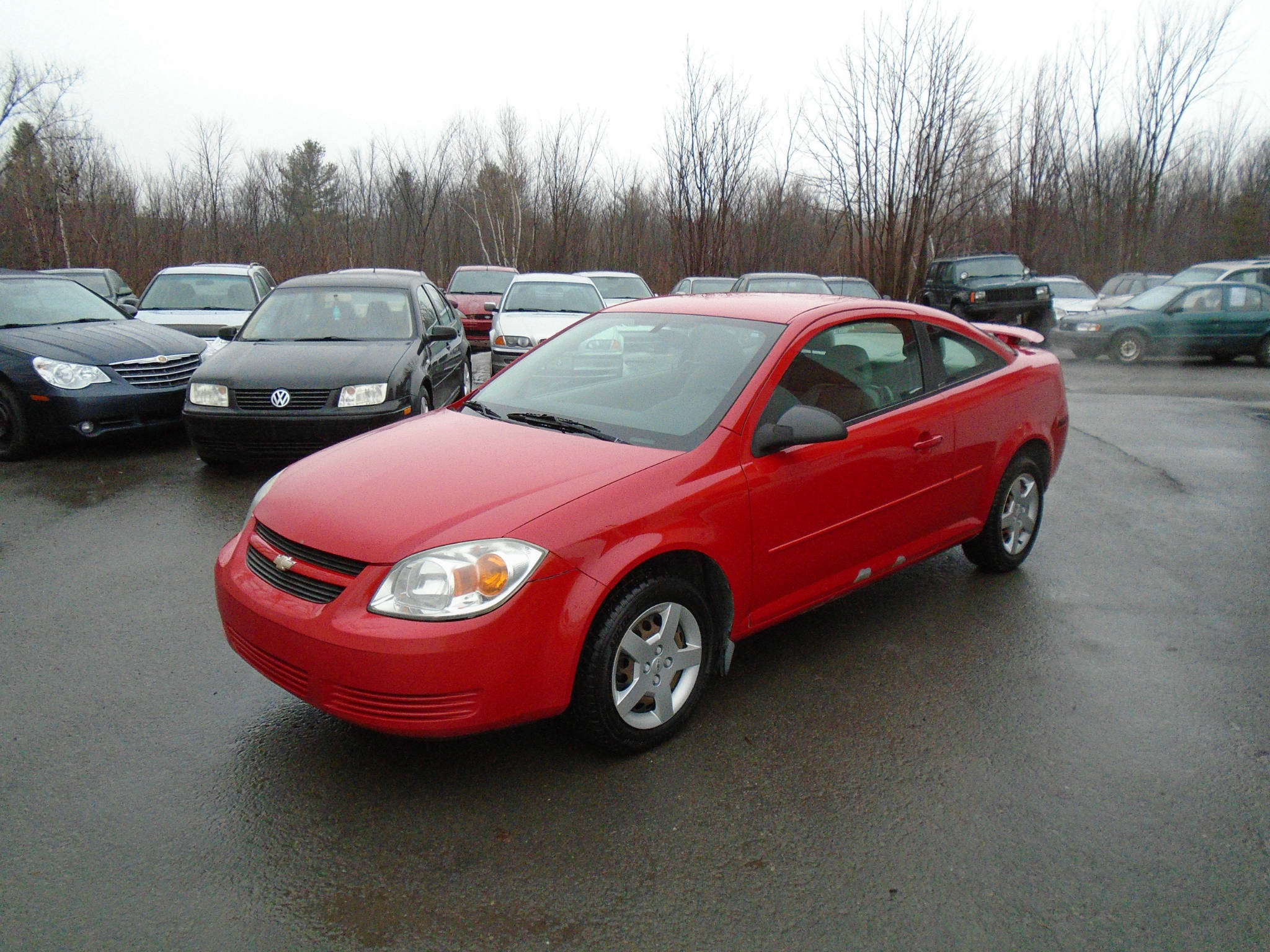 Chevrolet Cobalt 2.2 2005 photo - 11