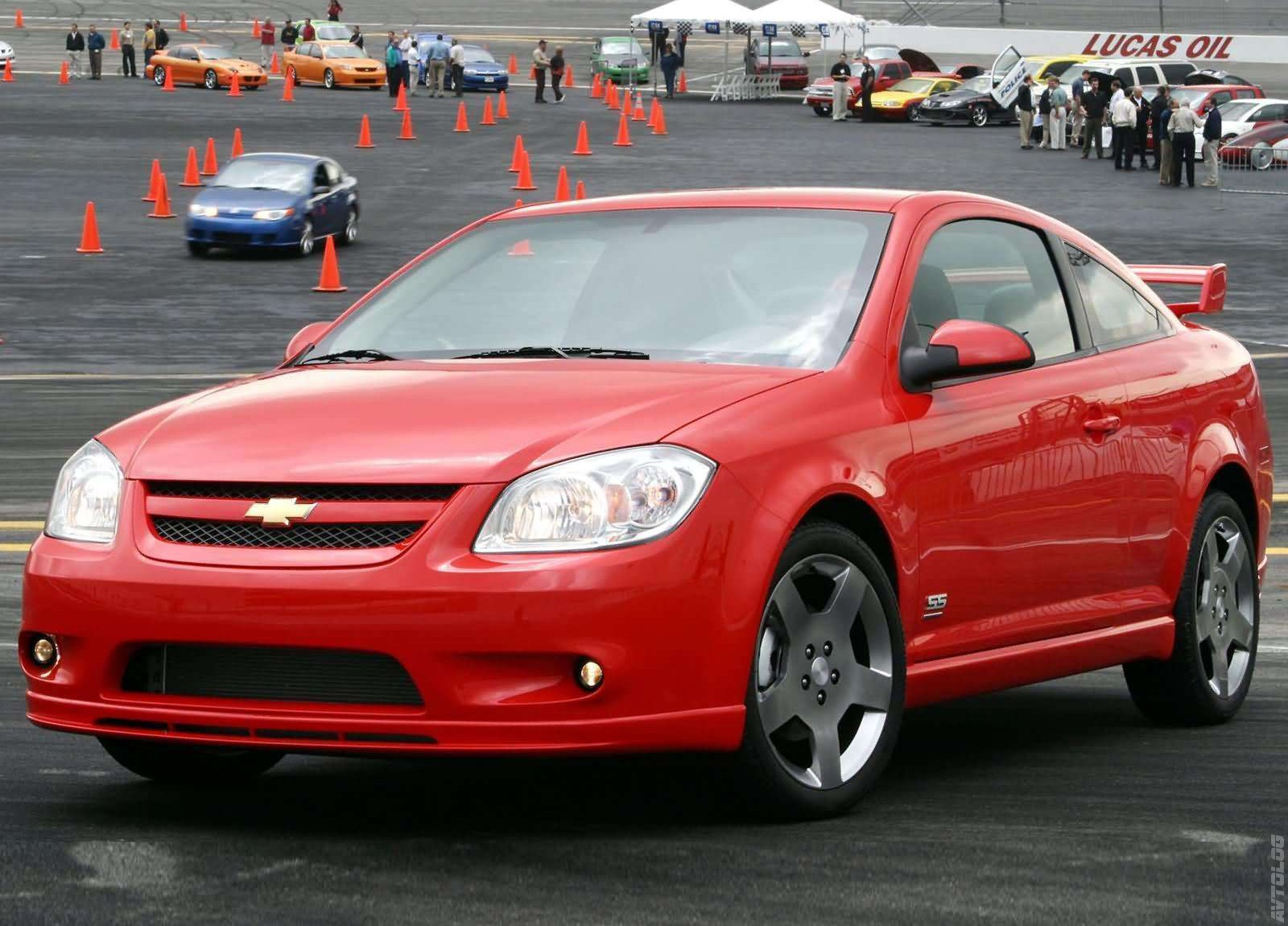 Chevrolet Cobalt 2.2 2005 photo - 12