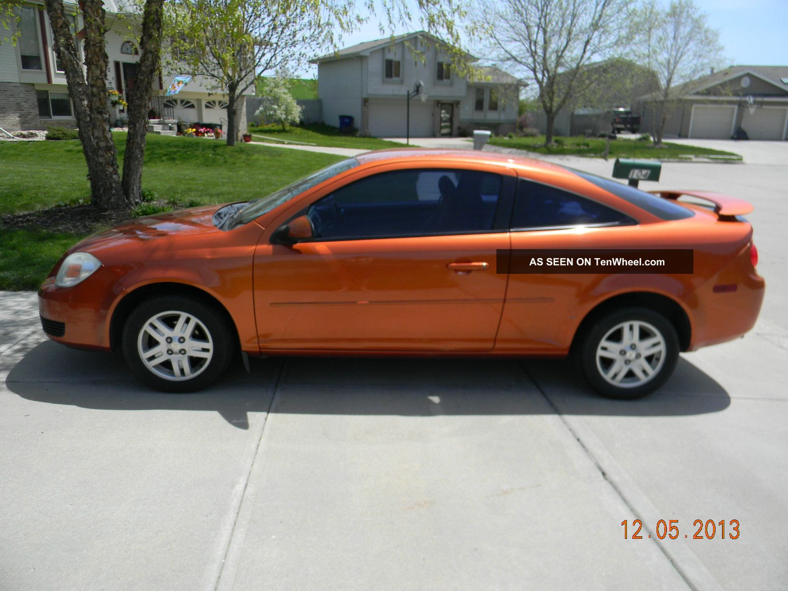Chevrolet Cobalt 2.2 2005 photo - 3