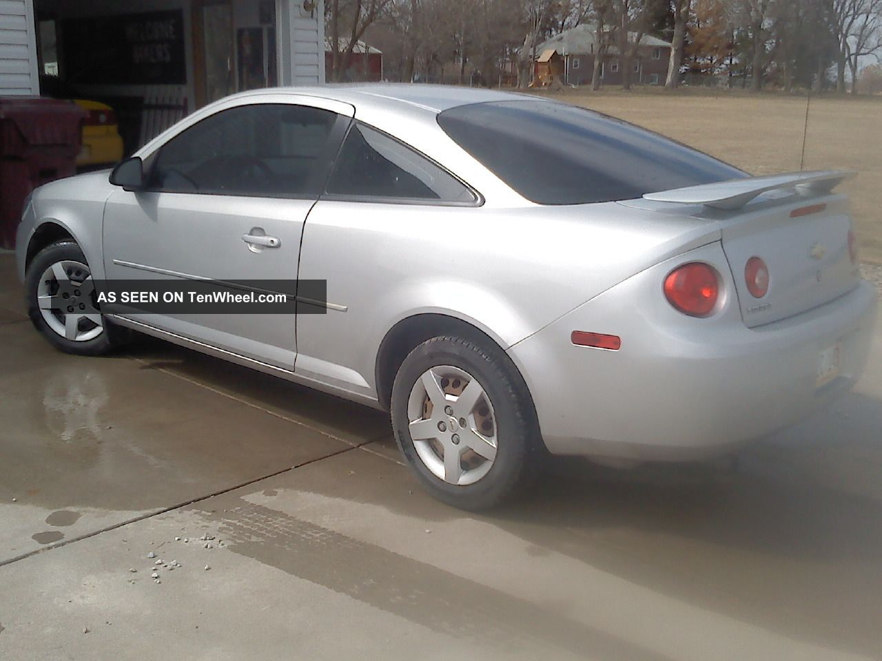 Chevrolet Cobalt 2.2 2005 photo - 4