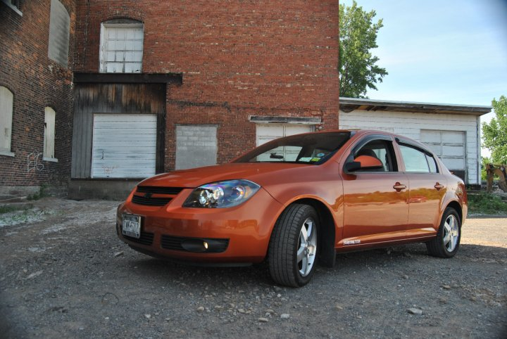 Chevrolet Cobalt 2.2 2005 photo - 8