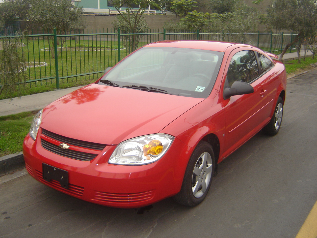 Chevrolet Cobalt 2.2 2007 photo - 2