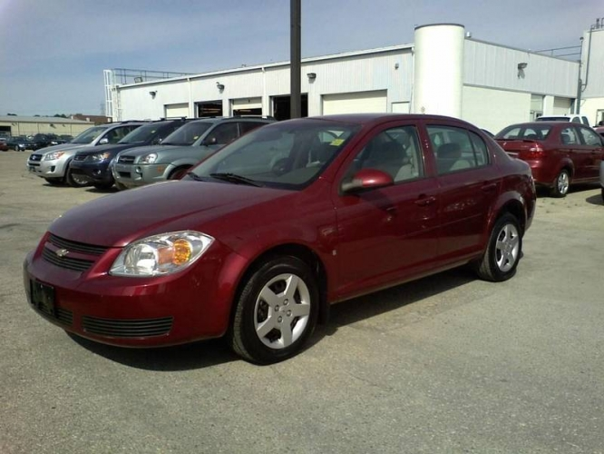 Chevrolet Cobalt 2.2 2007 photo - 3