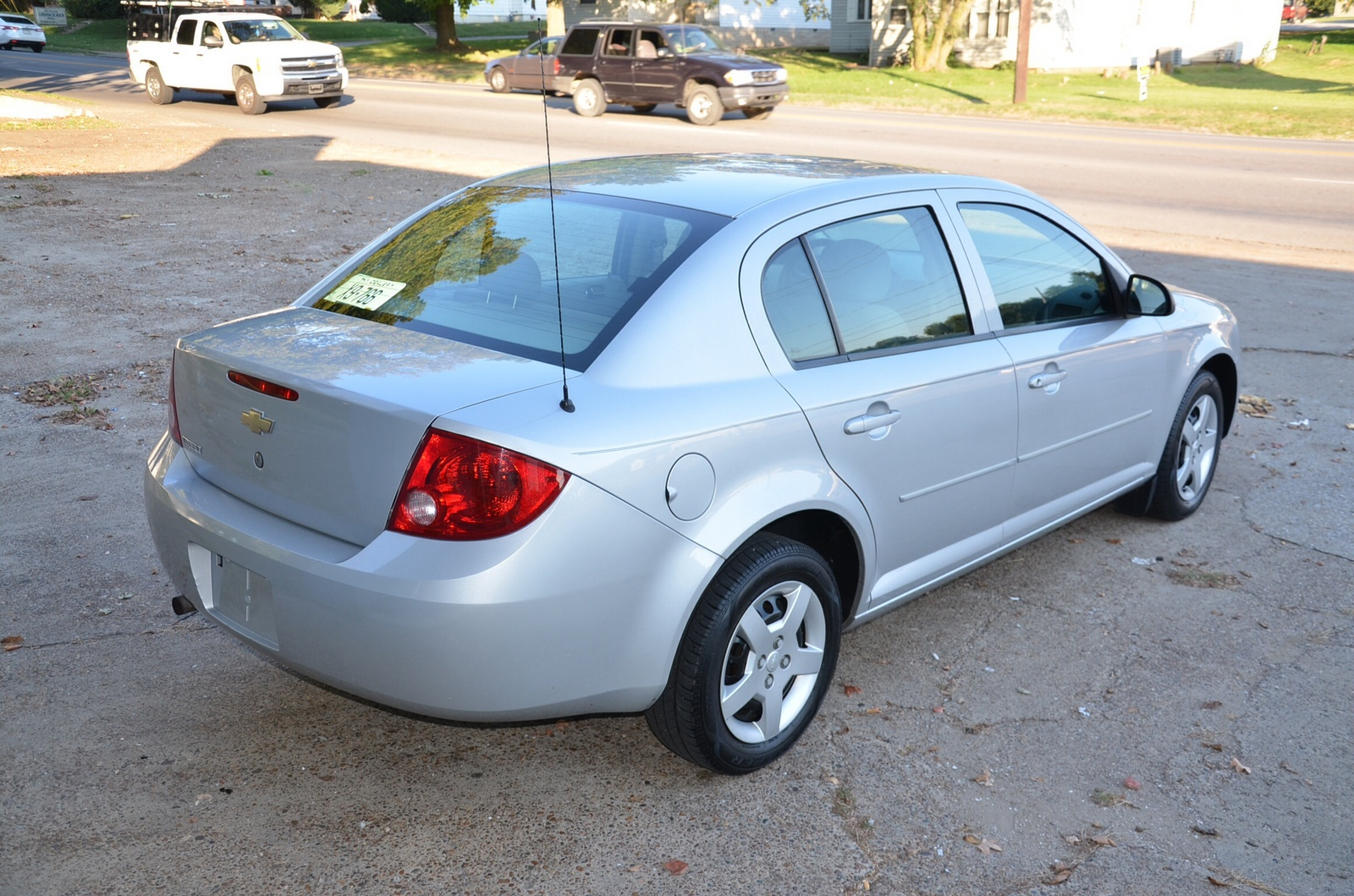 Chevrolet Cobalt 2.4 2011 photo - 12