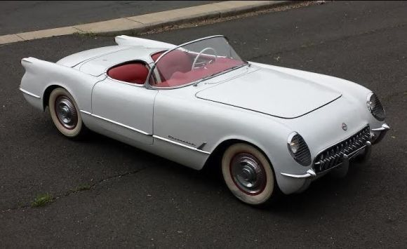 Chevrolet Corvette 4.3 1954 photo - 1