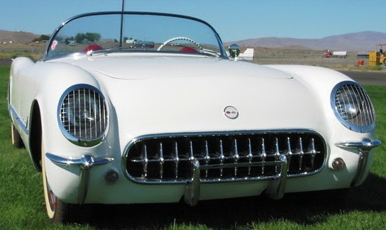 Chevrolet Corvette 4.3 1954 photo - 2