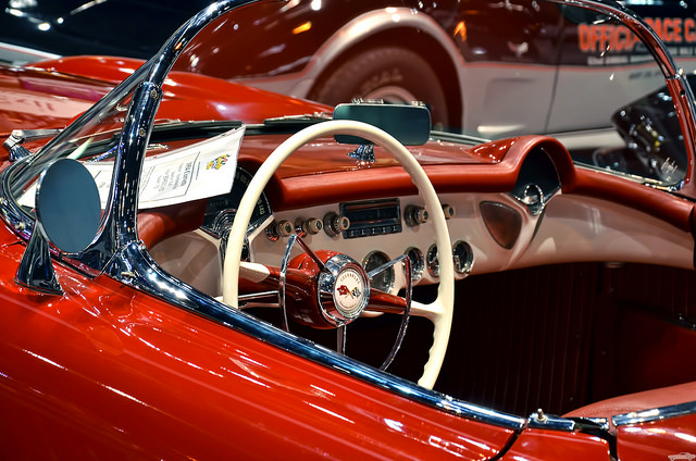 Chevrolet Corvette 4.3 1954 photo - 5