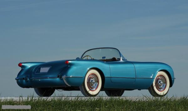 Chevrolet Corvette 4.3 1954 photo - 7