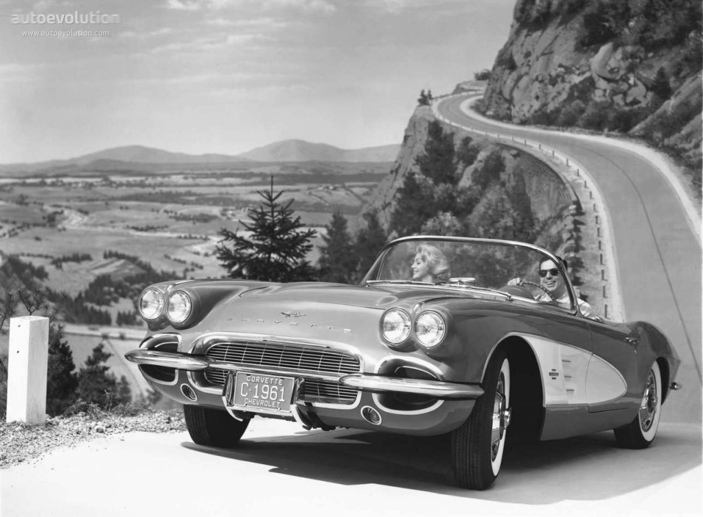 Chevrolet Corvette 4.6 1961 photo - 10