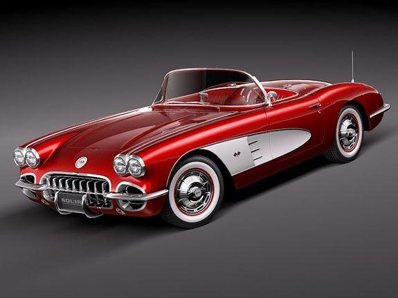 Chevrolet Corvette 4.6 1961 photo - 8
