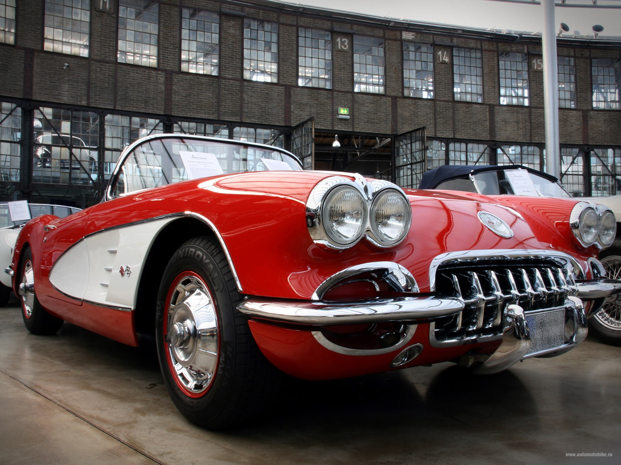 Chevrolet Corvette 4.6 1962 photo - 5