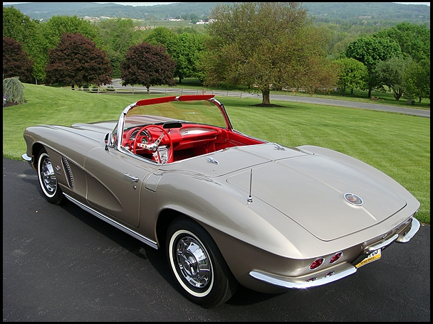 Chevrolet Corvette 4.6 1962 photo - 6