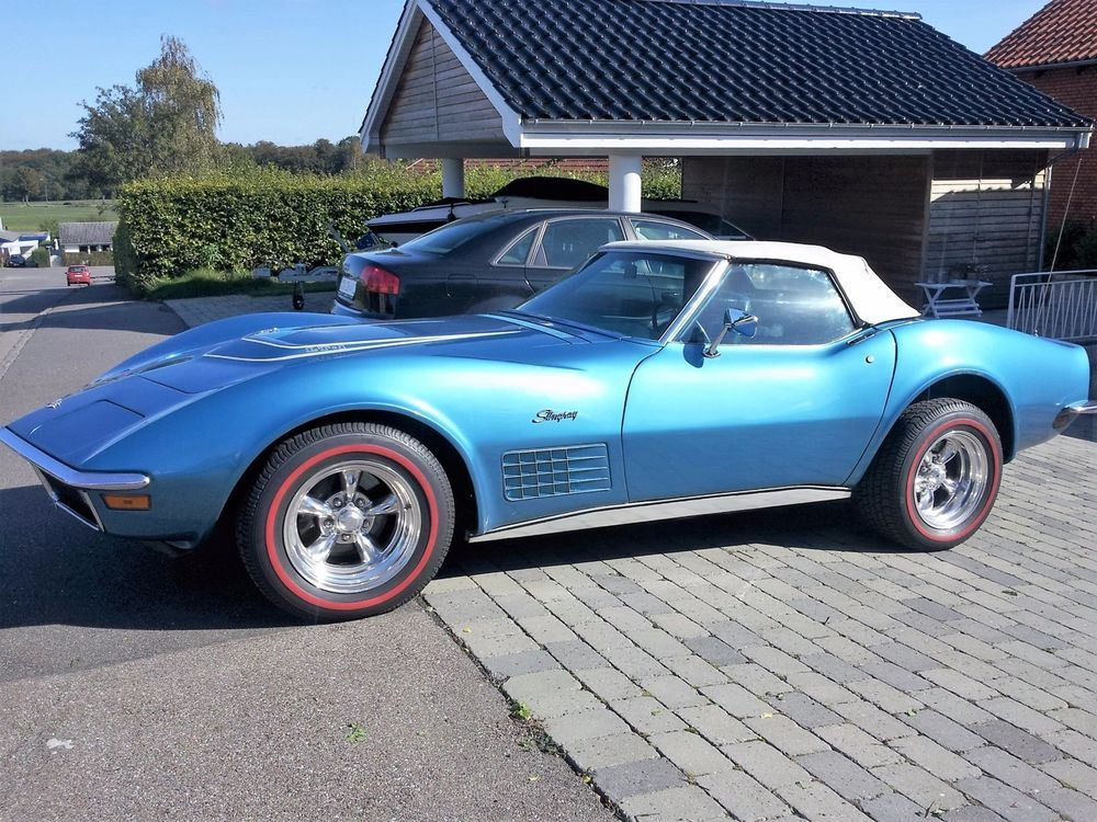 Chevrolet Corvette 5.7 1971 photo - 10
