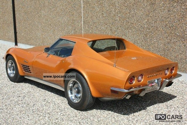 Chevrolet Corvette 5.7 1971 photo - 2
