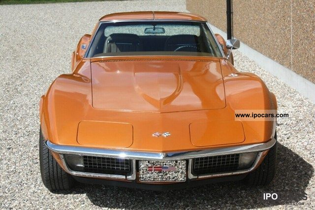 Chevrolet Corvette 5.7 1971 photo - 6