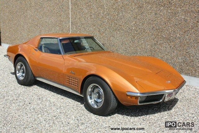 Chevrolet Corvette 5.7 1971 photo - 7