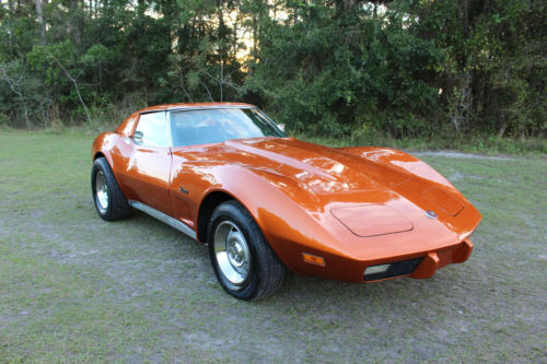 Chevrolet Corvette 5.7 1975 photo - 8
