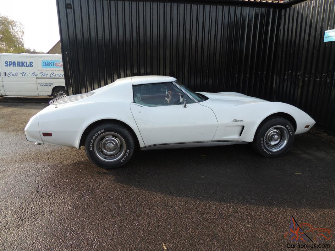 Chevrolet Corvette 5.7 1976 photo - 2
