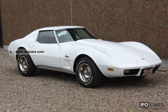 Chevrolet Corvette 5.7 1976 photo - 5