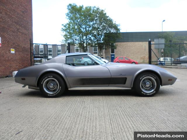 Chevrolet Corvette 5.7 1976 photo - 8