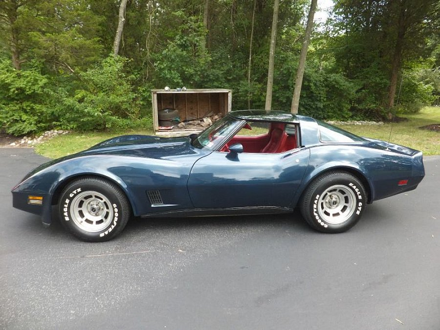 Chevrolet Corvette 5.7 1981 photo - 11