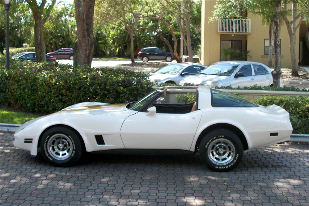 Chevrolet Corvette 5.7 1981 photo - 3