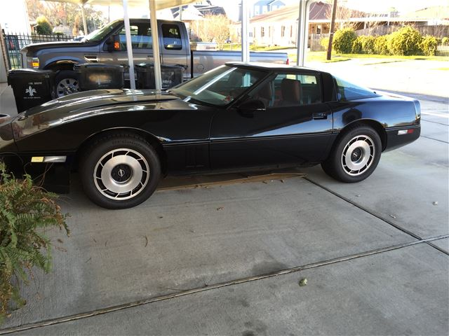 Chevrolet Corvette 5.7 1985 photo - 1