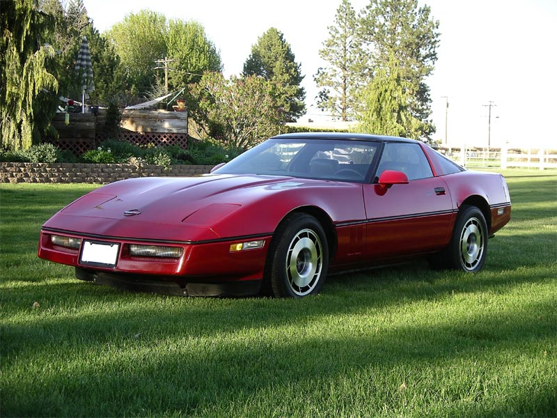 Chevrolet Corvette 5.7 1985 photo - 4