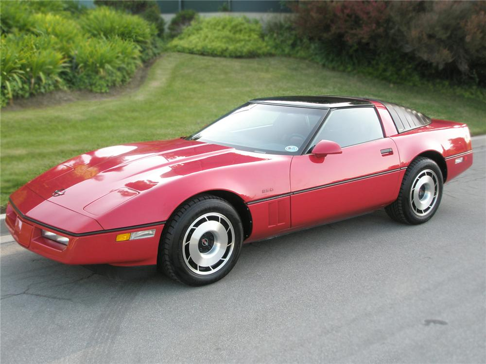 Chevrolet Corvette 5.7 1985 photo - 8