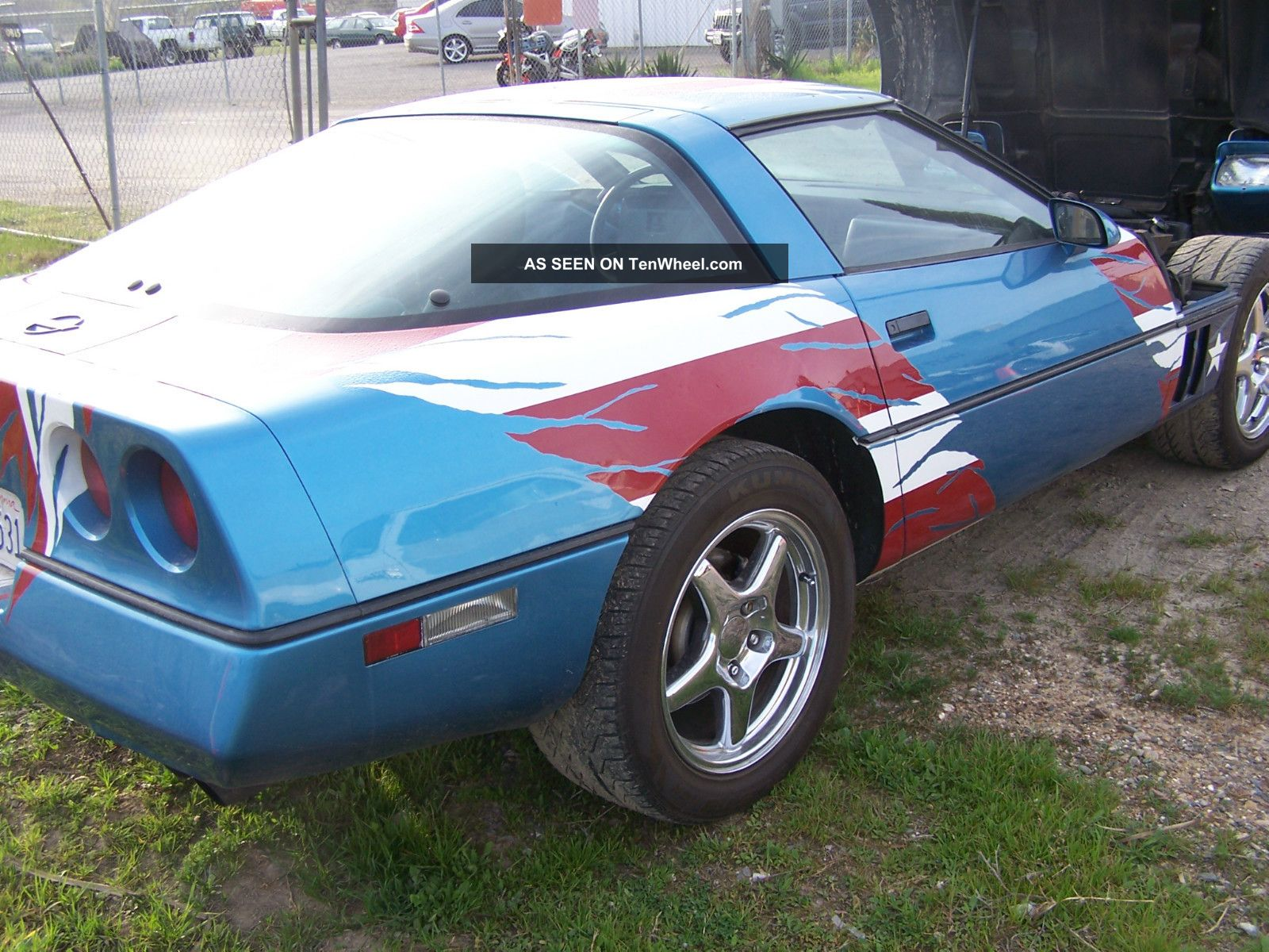 Chevrolet Corvette 5.7 1985 photo - 9