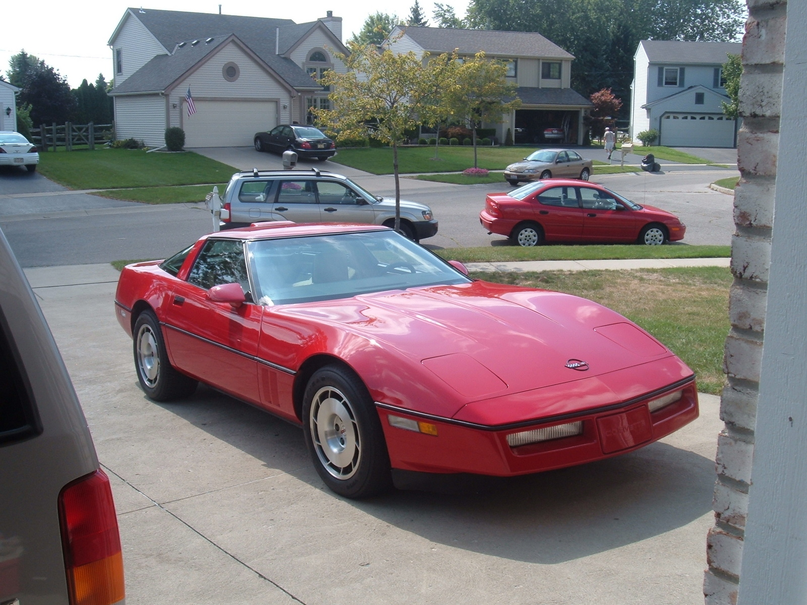Chevrolet Corvette 5.7 1986 photo - 1