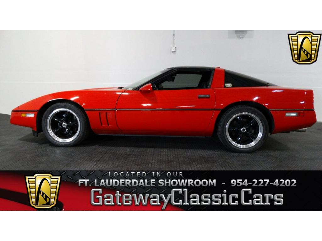 Chevrolet Corvette 5.7 1986 photo - 10