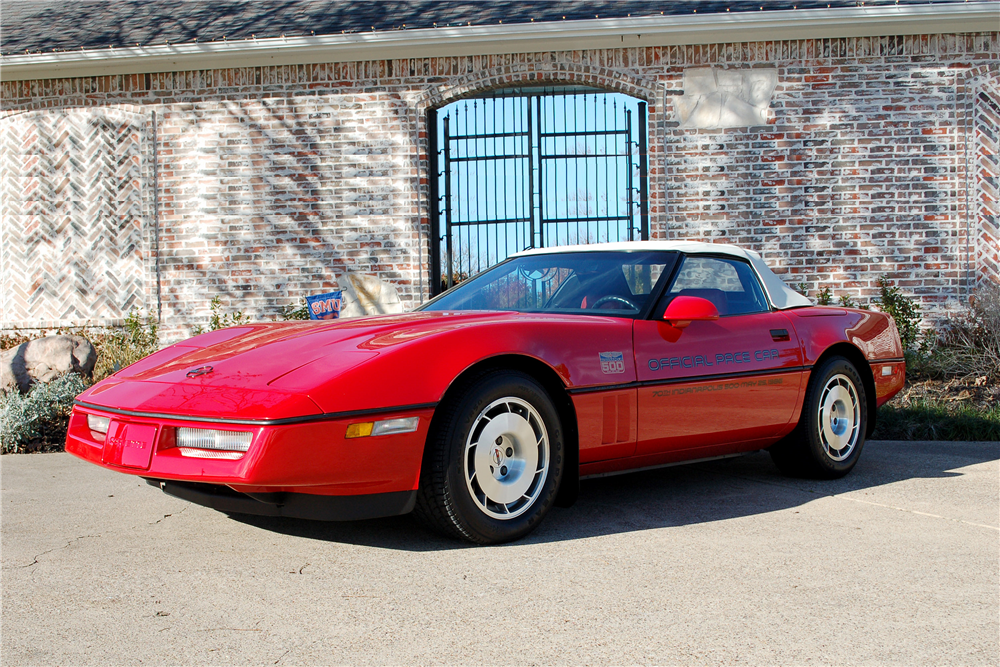 Chevrolet Corvette 5.7 1986 photo - 11
