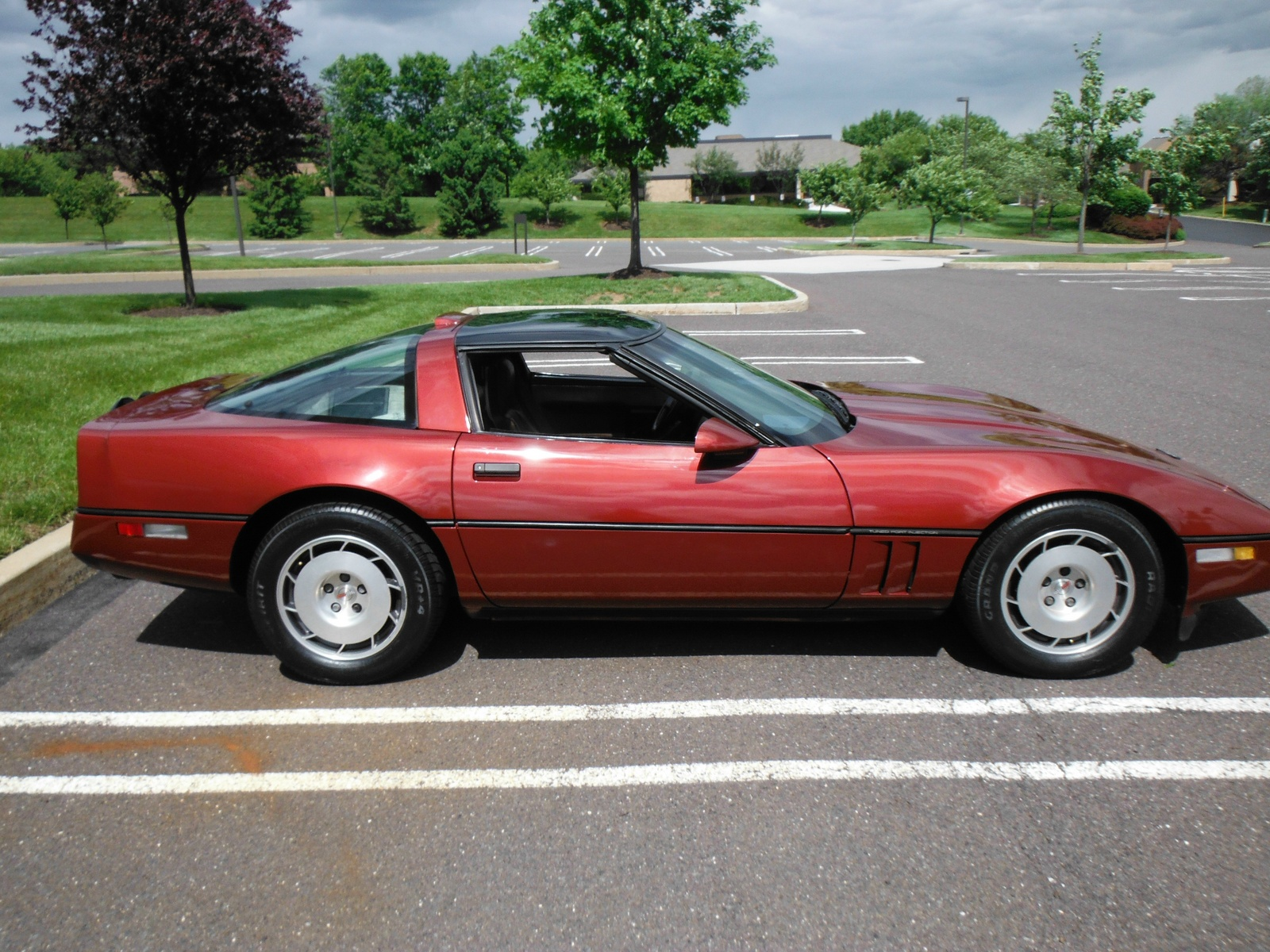 Chevrolet Corvette 5.7 1986 photo - 5