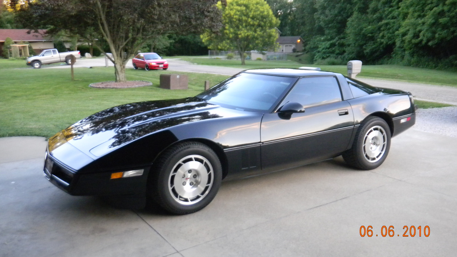Chevrolet Corvette 5.7 1986 photo - 6