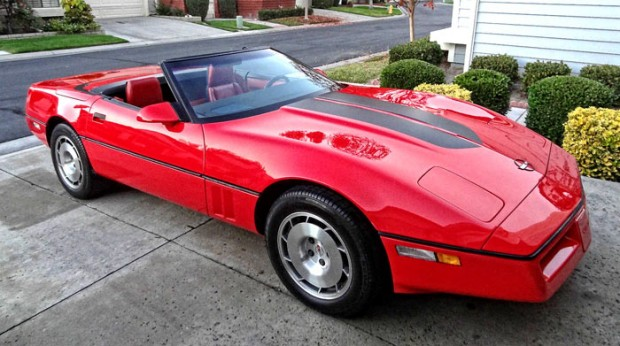 Chevrolet Corvette 5.7 1986 photo - 7