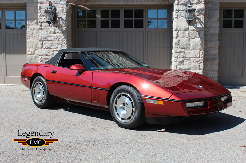 Chevrolet Corvette 5.7 1986 photo - 9