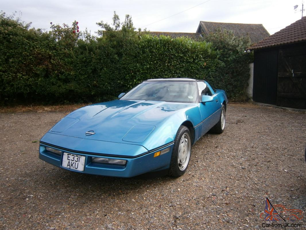 Chevrolet Corvette 5.7 1988 photo - 3