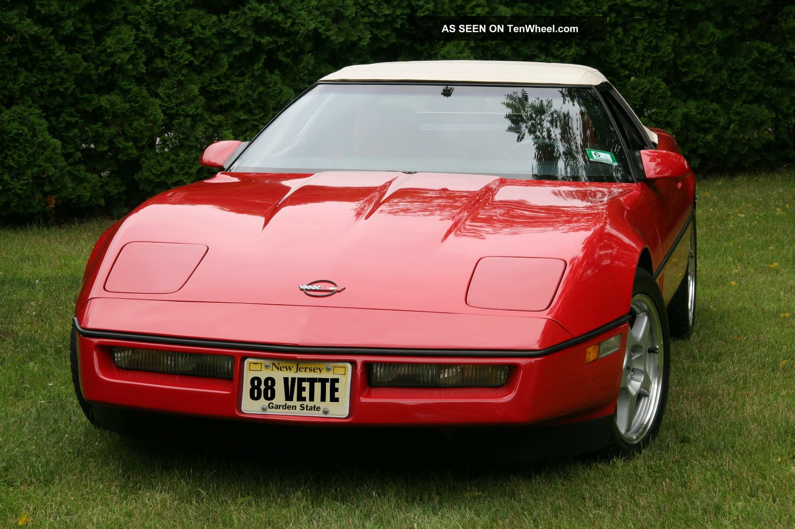 Chevrolet Corvette 5.7 1988 photo - 6