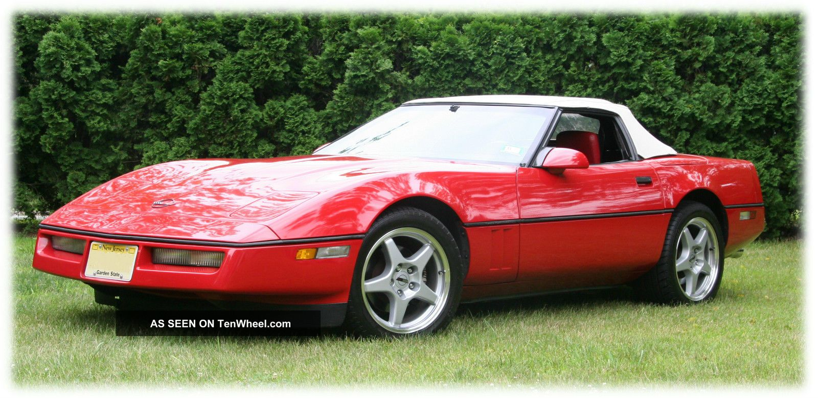 Chevrolet Corvette 5.7 1988 photo - 8