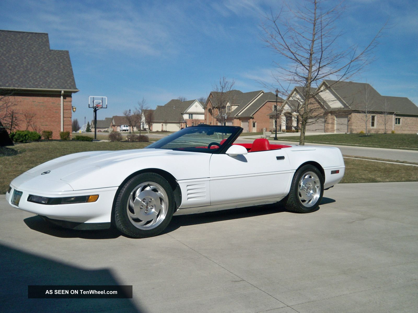 Chevrolet Corvette 5.7 1994 photo - 1