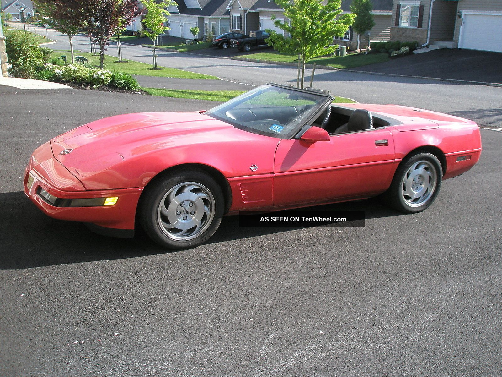 Chevrolet Corvette 5.7 1994 photo - 11