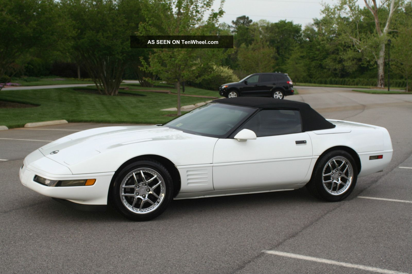 Chevrolet Corvette 5.7 1994 photo - 7