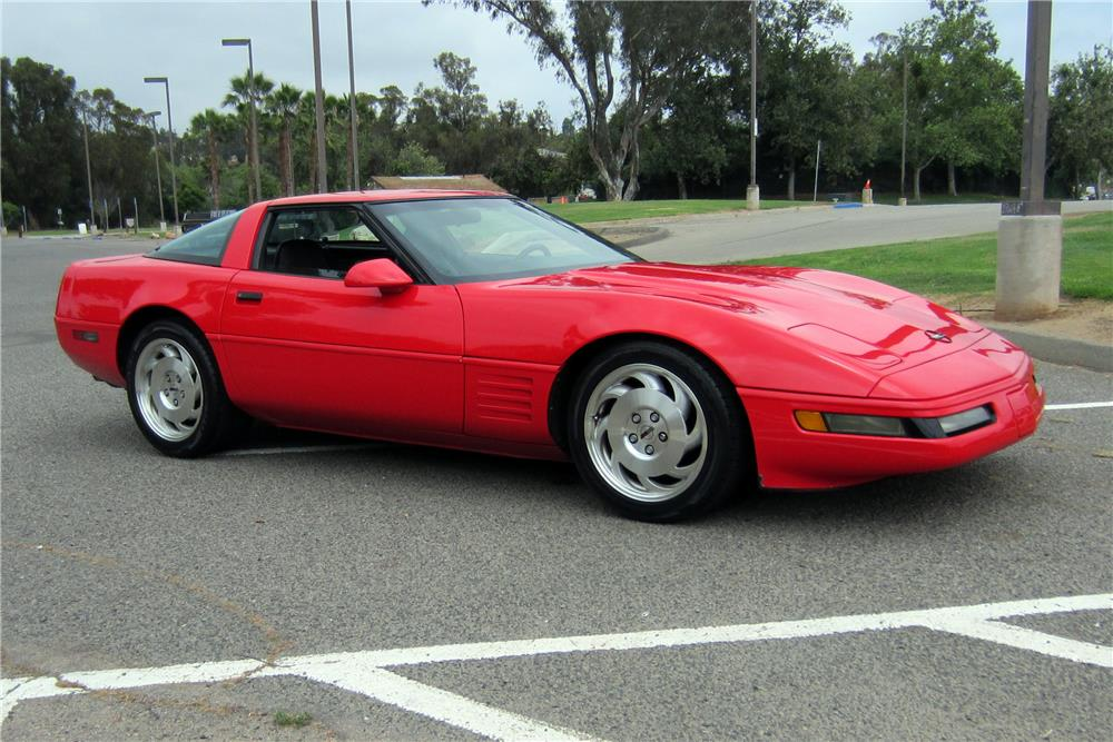 Chevrolet Corvette 5.7 1994 photo - 9