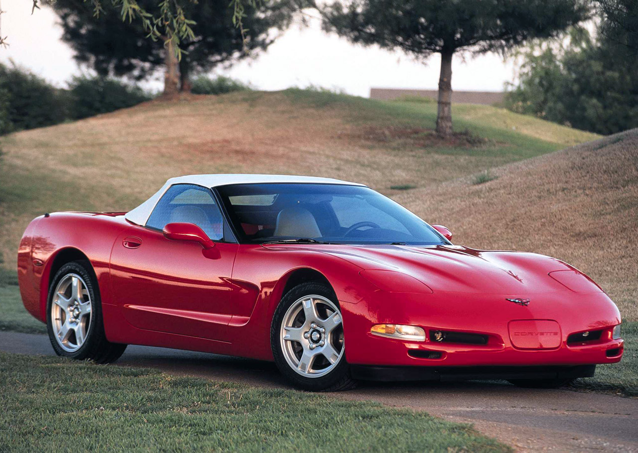 Chevrolet Corvette 5.7 1998 photo - 1